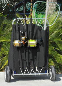 Utilacart Fishing Cart